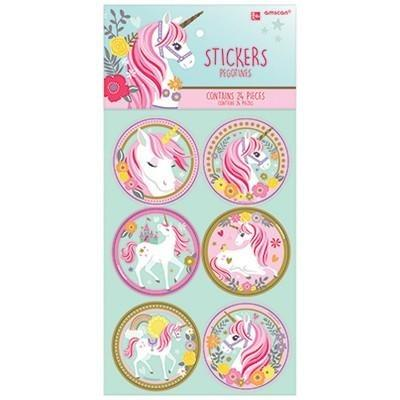 Magical Unicorn Stickers - Finding Unicorns