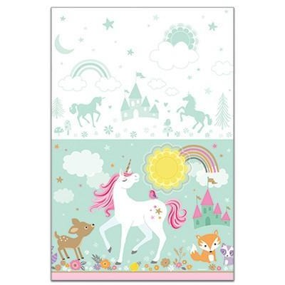 Magical Unicorn Table Cover - Finding Unicorns