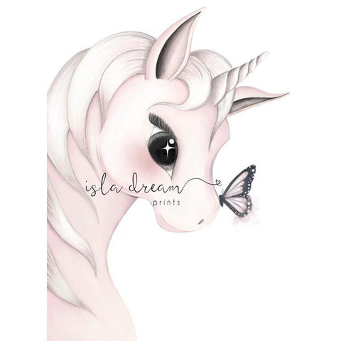 Mila - Unicorn Artwork - Finding Unicorns