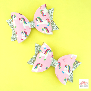 New Prancing Unicorn Bow - Finding Unicorns