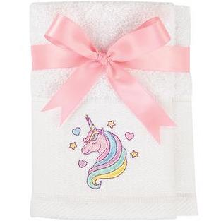 Unicorn Face Washer Set - Finding Unicorns
