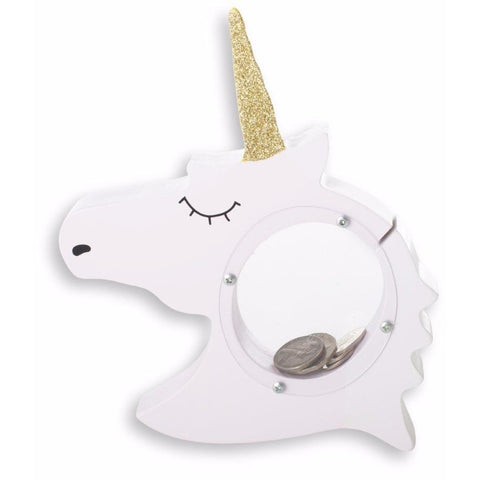 Unicorn Money Box - Finding Unicorns