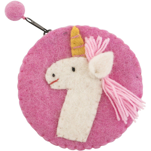 Unicorn Purse - Finding Unicorns