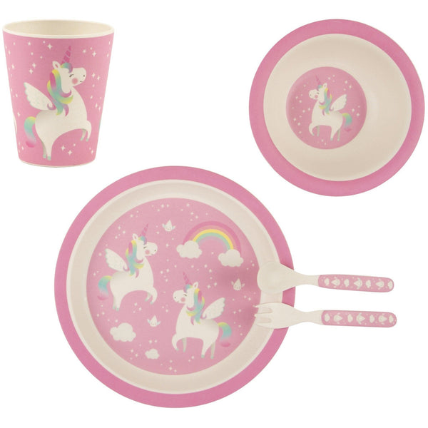 Unicorn Dinner Set - Finding Unicorns