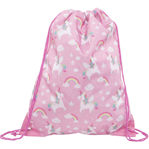 Rainbow Unicorn Drawstring Bag - Finding Unicorns
