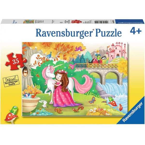 Afternoon Away Unicorn Jigsaw Puzzle