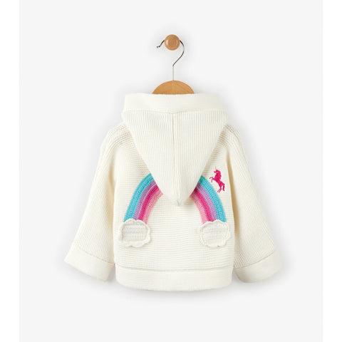 Chasing Rainbows Mini Duffle Sweater - Finding Unicorns