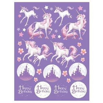 Unicorn Fantasy Stickers - Finding Unicorns