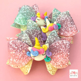 Sweety Unicorn Bow - Finding Unicorns