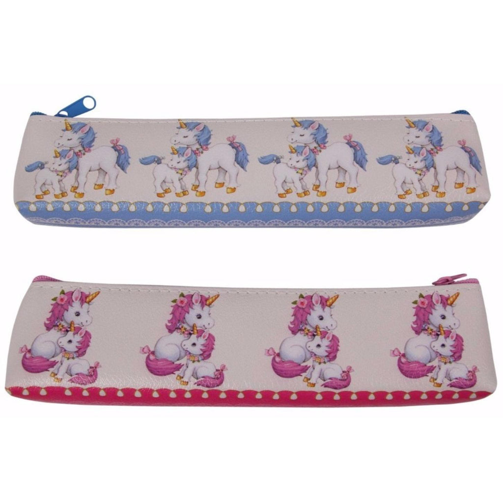 Vintage Unicorn Pencil Case - Finding Unicorns