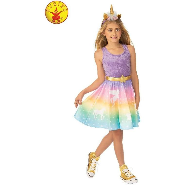 Unicorn Girl Dress Up Costume - Finding Unicorns