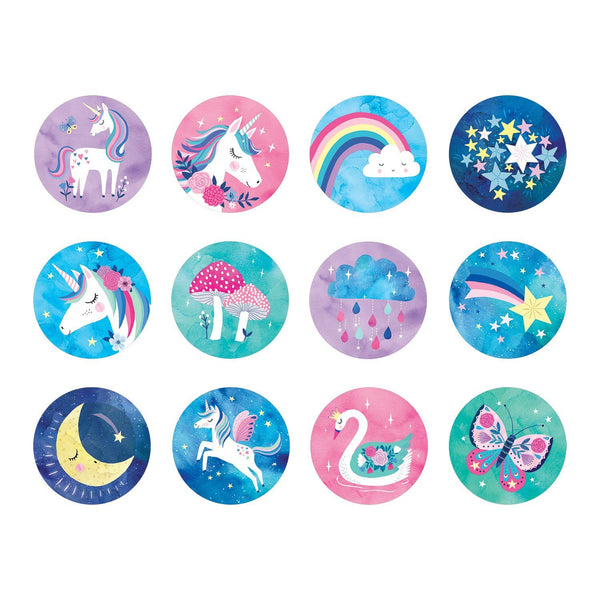 Unicorn Memory Match Game - Finding Unicorns