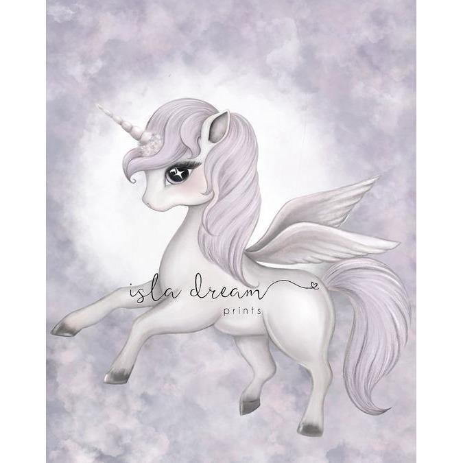 Scarlett - Unicorn Artwork - Finding Unicorns