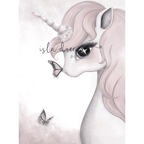 Rose - Unicorn Artwork - Finding Unicorns