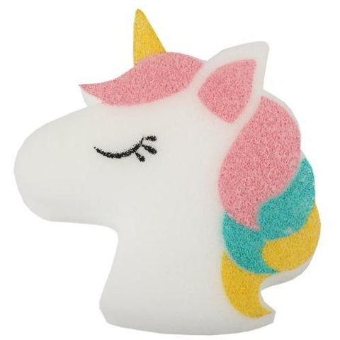 Unicorn Bath Sponge - Finding Unicorns