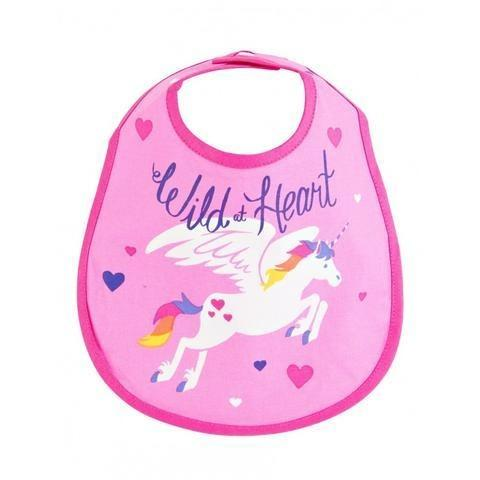 Unicorn Baby Bib - Finding Unicorns