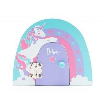 Fair Trade Unicorn Fairy Door - Finding Unicorns