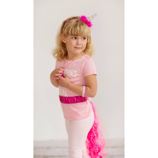 Unicorn Horn and Tail Set - Finding Unicorns