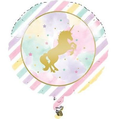 Unicorn Sparkle Foil Balloon - Finding Unicorns