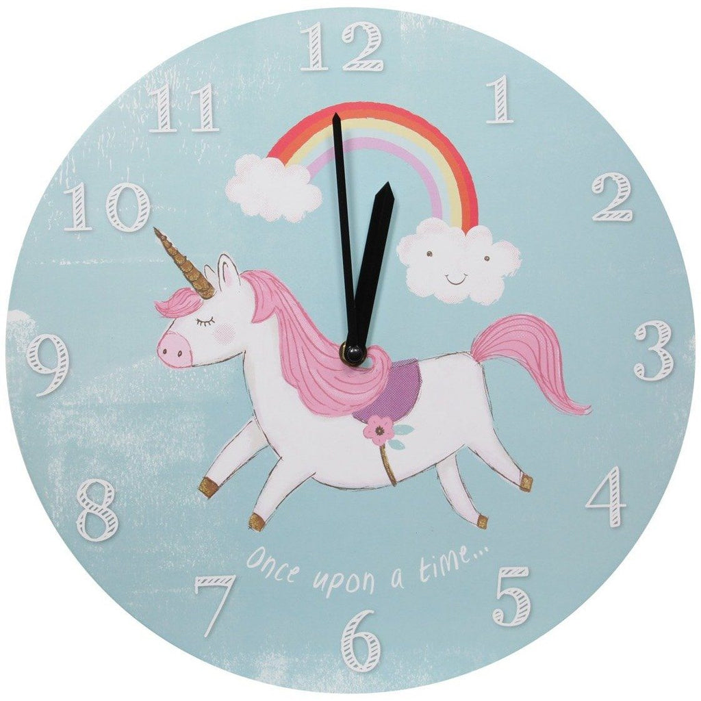 Unicorn Clock - Finding Unicorns