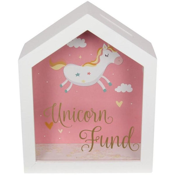 Unicorn Fund Money Box - Finding Unicorns