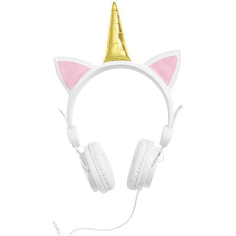 Unicorn Headphones - White - Finding Unicorns