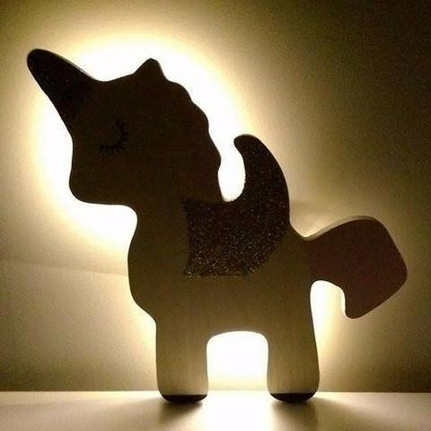 Unicorn Night Light - Finding Unicorns