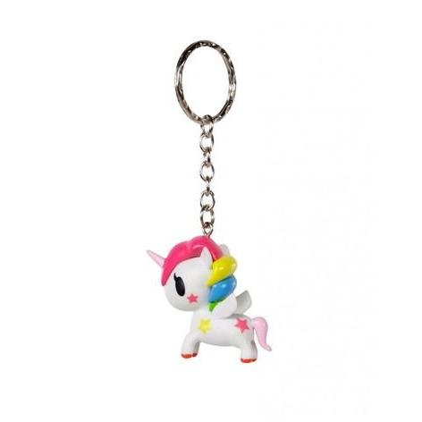 Unicorno Stellina Vinyl Key Chain - Finding Unicorns