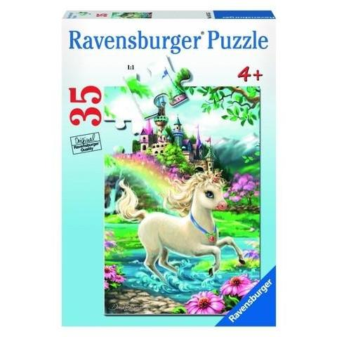 Unicorn Castle Puzzle - Finding Unicorns