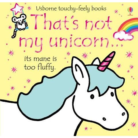 That's Not My Unicorn Book - Finding Unicorns