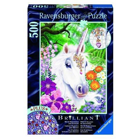Gorgeous Unicorn Gem Puzzle - Finding Unicorns