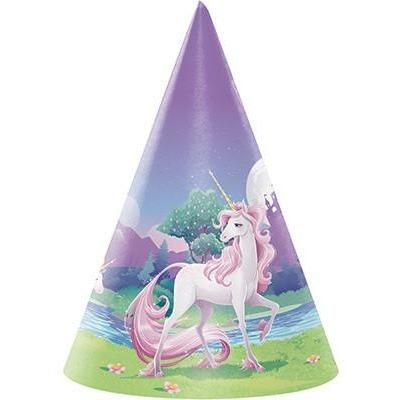 Unicorn Fantasy Party Hats - Finding Unicorns