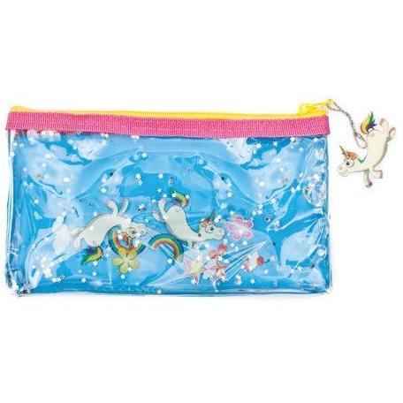 Unicorn Liquid Pencil Case - Finding Unicorns
