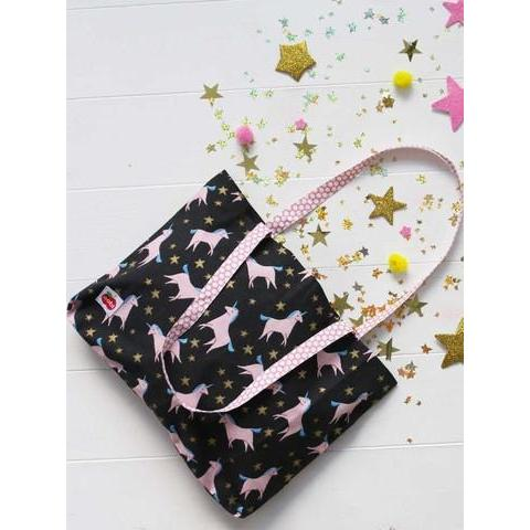 Sprinkles the Unicorn Tote Bag - Finding Unicorns