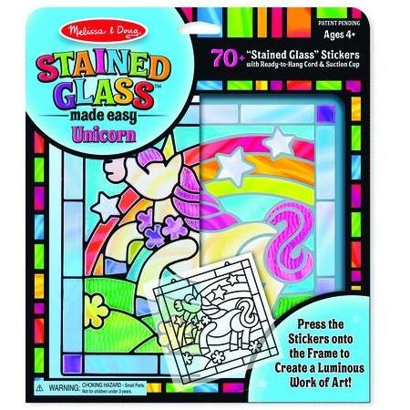 Stained Glass Unicorn Kit - Finding Unicorns