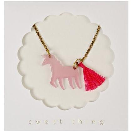 Unicorn Necklace - Finding Unicorns