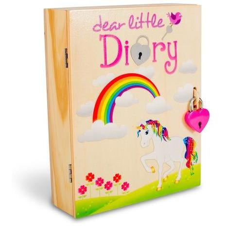 Dear Little Diary - Unicorn Diary - Finding Unicorns