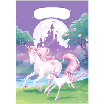 Unicorn Fantasy Party Bags - Finding Unicorns