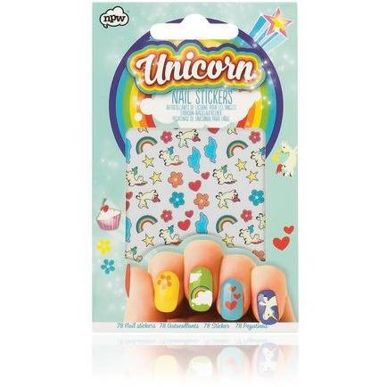 Unicorn Nail Stickers - Finding Unicorns