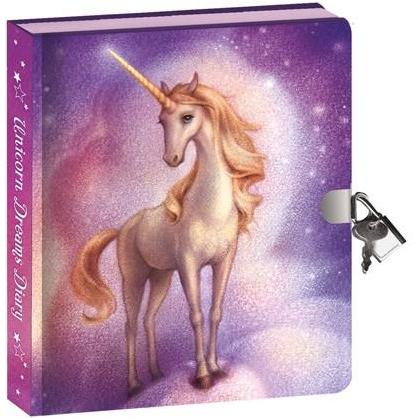 Unicorn Dreams Invisible Ink Diary - Finding Unicorns