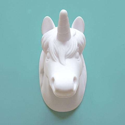 Unicorn Door Light - Finding Unicorns