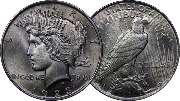 Coin Collecting 101 - The U.S. Peace Dollar