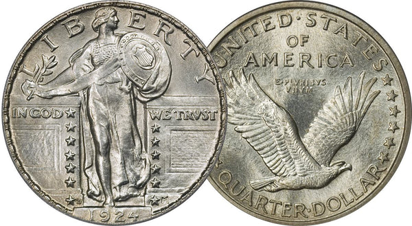 Coin Collecting 101 - The U.S. Standing Liberty Quarter