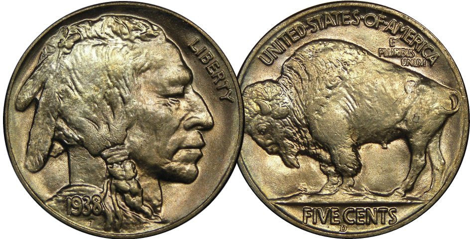 U.S. Buffalo Nickel 5 Cents