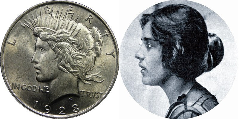 Francisci Peace Dollar Model