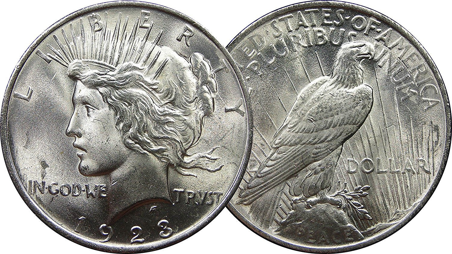 Peace Dollar Uncirculated