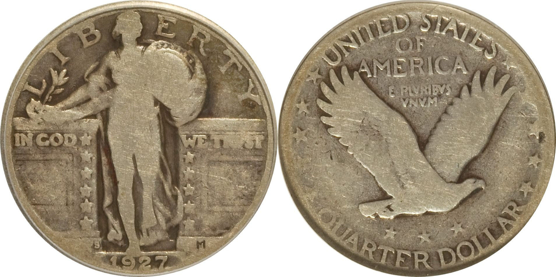 Standing Liberty Quarter Good Condition