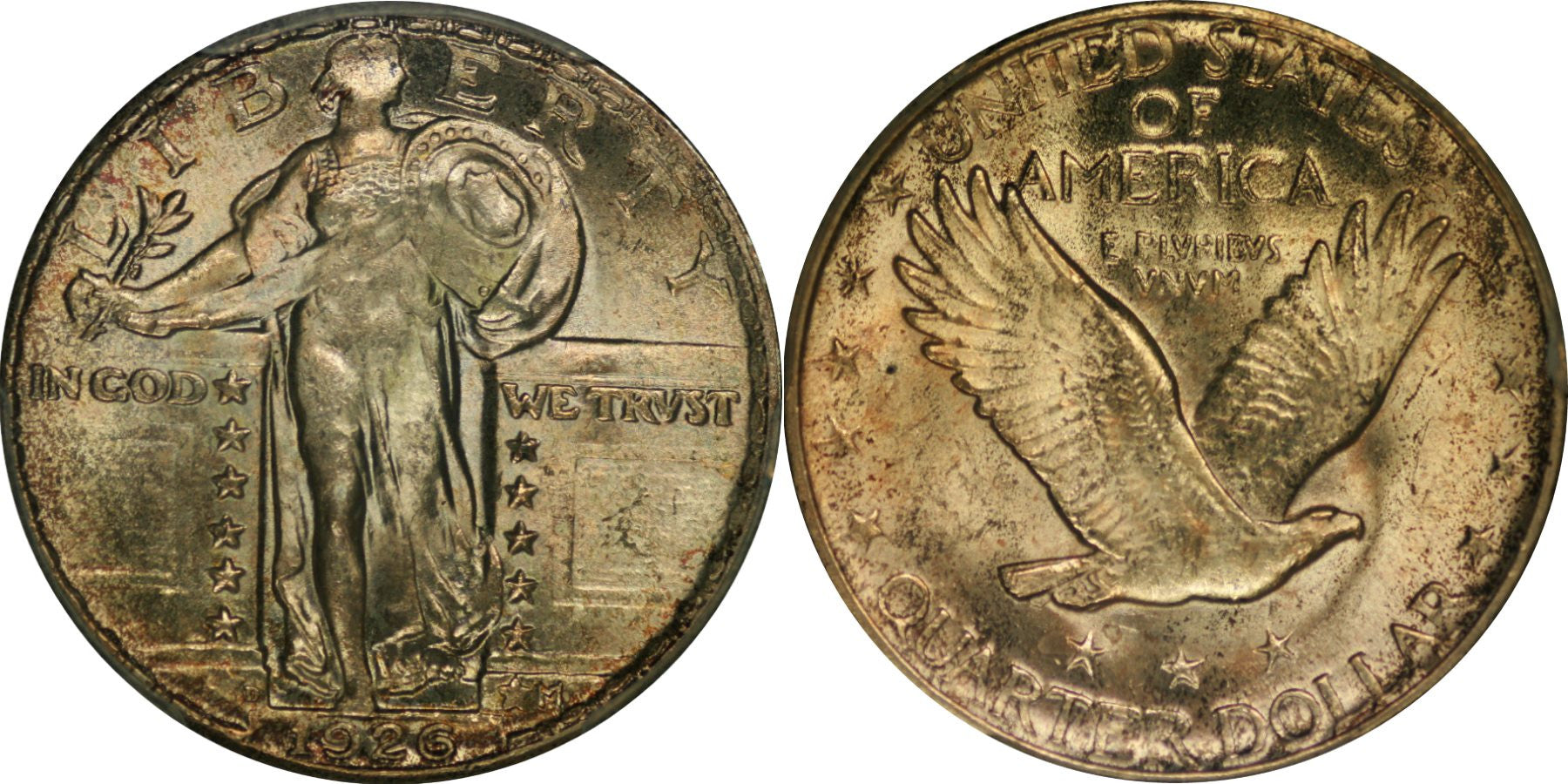 Standing Liberty Quarter MS-65 Condition
