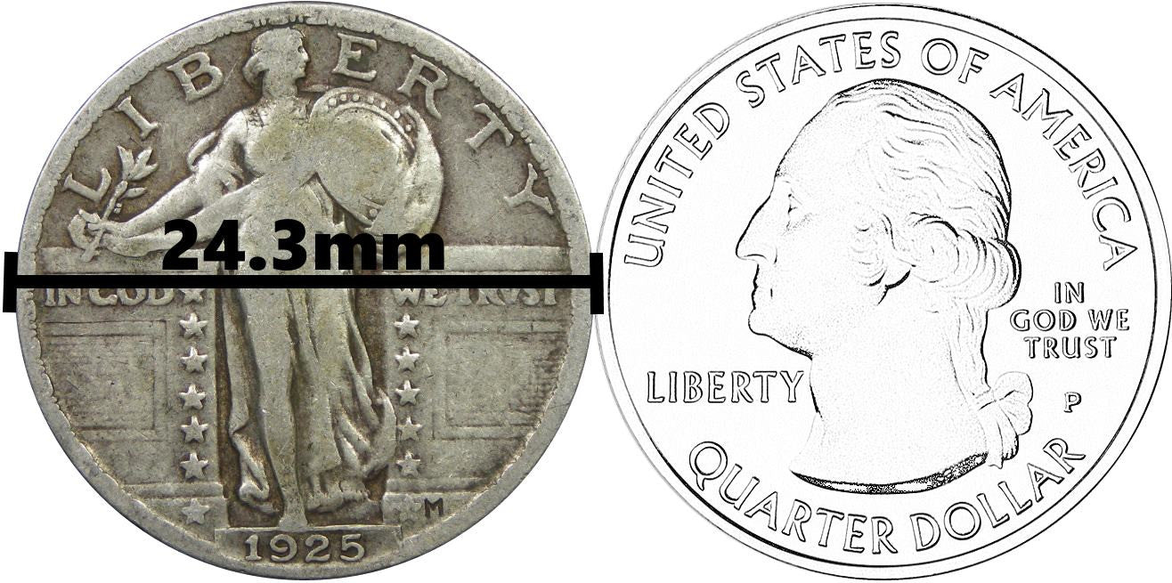 Coin Collecting 101 The U S Standing Liberty Quarter