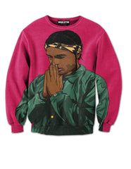 Prayer Crewneck